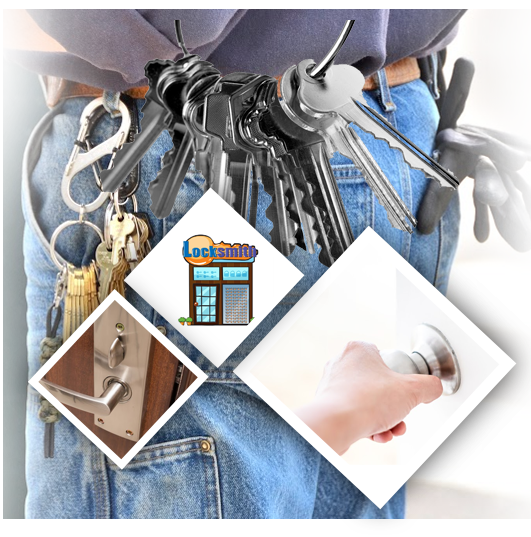 Lockout Locksmith in California